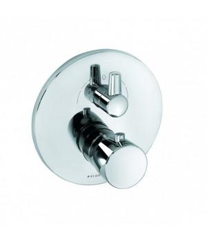 Встраиваемый смеситель для ванны и душа с термостатом Kludi Balance 52 830 05 75