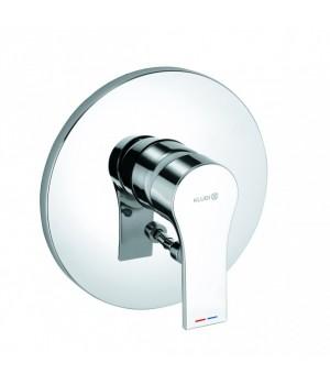 Встраиваемый смеситель для ванны и душа Kludi Zenta SL 48 650 05 65
