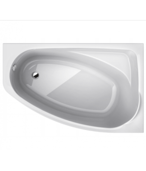 Mystery асимметричная ванна 140X90 см, правая, Kolo XWA3740000
