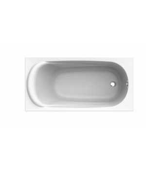 Saga прямоугольная ванна 160X75 см, Kolo XWP3860