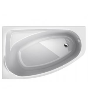 Mystery асимметричная ванна 140X90 см, левая, Kolo XWA3741000