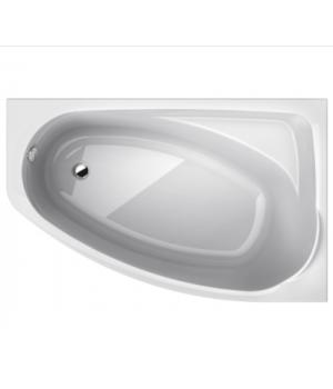 Mystery асимметричная ванна 150X95 см, правая, Kolo XWA3750000