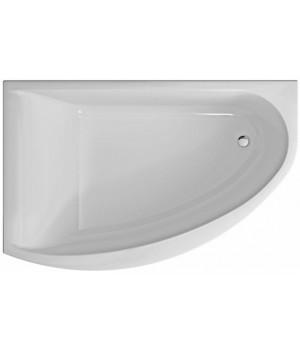 Mirra асимметричная ванна 170X110 см, левая, Kolo XWA3371