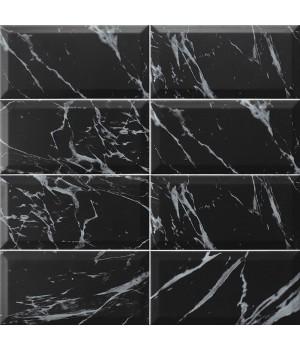 Kерамическая плитка Mainzu Atrium BLACK 300×150×7