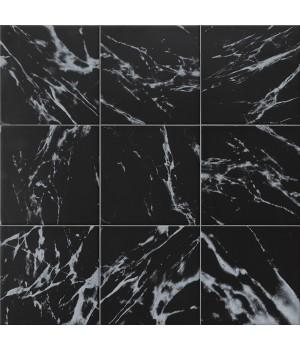 Kерамическая плитка Mainzu Atrium PAV. BLACK 200×200×9
