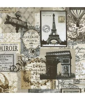 Kерамическая плитка Mayolica Vintage PARIS 200x200x8
