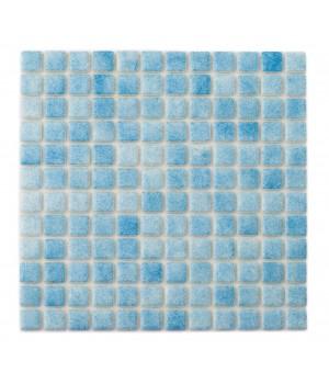 Мозаика АкваМо Sky Blue PW25202 31,7х31,7