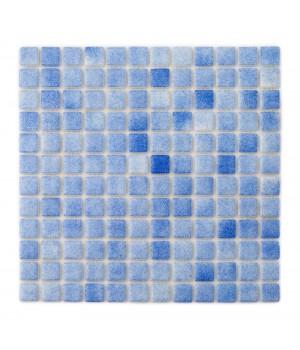 Мозаика АкваМо Blue PW25203 31,7х31,7