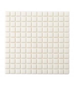 Мозаика АкваМо White MK25101 31,7х31,7