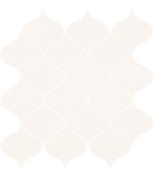 Kерамическая плитка Opoczno Ocean Romance WHITE MOSAIC PEARL 28,1X29,3