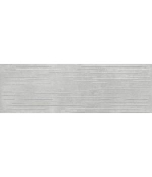 Kерамическая плитка Opoczno Flower Cemento MP706 LIGHT GREY STRUCTURE 240x740x10