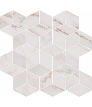 Kерамическая плитка Opoczno Carrara Pulpis CARRARA MOSAIC WHITE 280x297x11