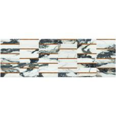Kерамическая плитка Opoczno CRYSTALLINE INSERTO GLOSSY 25X75