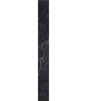 Kерамическая плитка Paradyz Barro Nero Cokol Mat. 9.8x89.8
