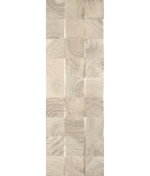 Kерамическая плитка Paradyz Daikiri Wood Beige Struktura Kostki 25 x75