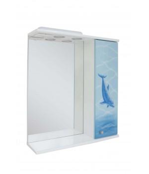 Зеркало 60 см дельфин