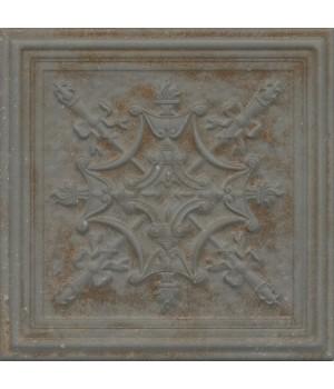 Керамическая плитка Gatsby CHARCOAL TIN Aparici 201x201x7