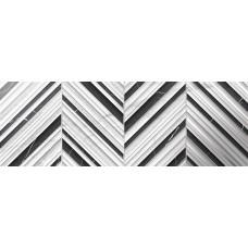 Керамическая плитка Selecta Carrara White Plus DEC IMPERIAL REC-BIS Ibero 400x1200x12