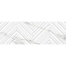 Керамическая плитка Selecta Carrara White Plus INSIGHT REC-BIS Ibero 400x1200x12