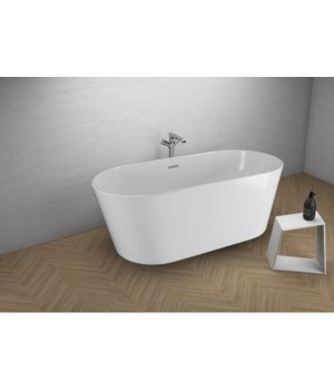 Акрилова ванна UZO біла, 160 x 80 см Polimat