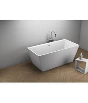 Акрилова ванна LEA біла, 170 x 80 см Polimat