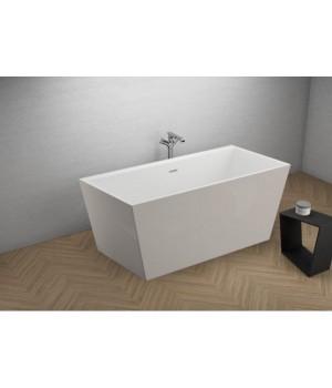 Акрилова ванна LEA сіра, 170 x 80 см Polimat