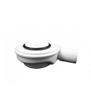 Сифон для поддона Polimat, SPEED 2 D 50 без крышки, очистка сверху