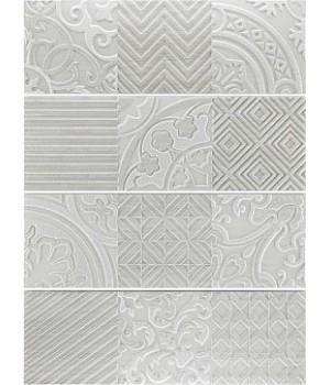 Плитка Porcelanite Dos 2215 Perla Comosicion Dido IV 22,5 x 67,5