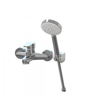 Смеситель д/ванны з душевым набором PRIMERA 10140016 Prime