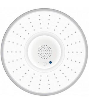Верхний душ Q-TAP SHOWER HEAD QT WHI- 0040 с воспроизведением музыки