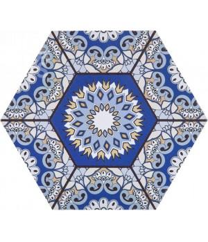 Kерамическая плитка Realonda Sevres AZUL 330×285×8