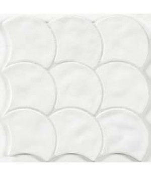 Kерамическая плитка Realonda Scale WHITE 307x307x10