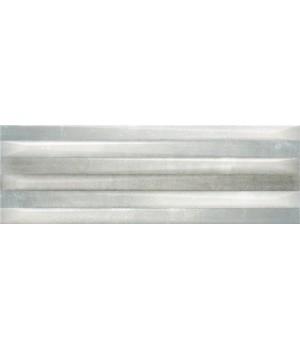 Kерамическая плитка Rocersa Metalart REL GREY 600×200×8