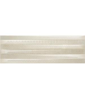 Kерамическая плитка Rocersa Metalart DEC-2 IVORY 600×200×8