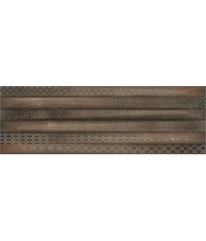 Kерамическая плитка Rocersa Metalart DEC-2 OXIDE 600×200×8