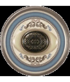 Kерамическая плитка Rocersa Azahara INSERTO FATIMA GRIS 120x120x8