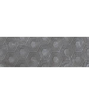 Kерамическая плитка Saloni Akros FKD770 ELIS GRAFITO MATE 1200×400×12