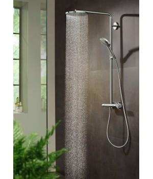 Душевая система Hansgrohe Raindance Select S Showerpipe 240 1jet P с термостатом 27633000