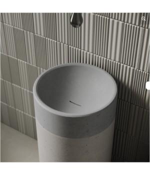 Накладна раковина з бетону Odri