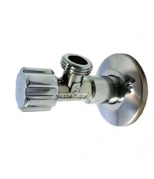 "Кран вентильный 1/2""x1/2"" для сантехприборов Albertoni P745IA"