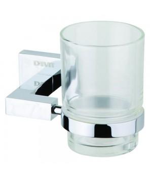 Стакан Quadro 09050SC Devit хром
