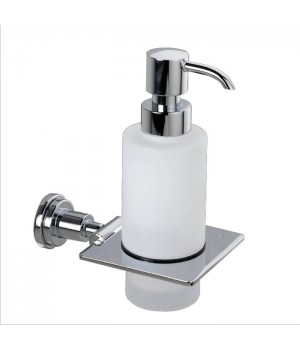 Настенный дозатор для ж/мыла Dynamic Sonia хром