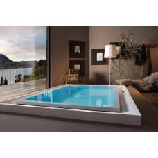 Акриловая ванна с гидромассажем Treesse Fusion 230 GHOST SYSTEM V863D