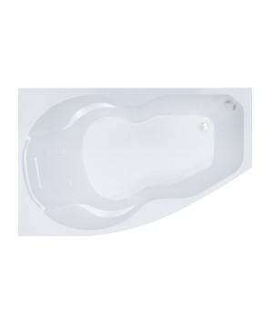 Акриловая ванна Бриз (правая) Triton ассиметричная