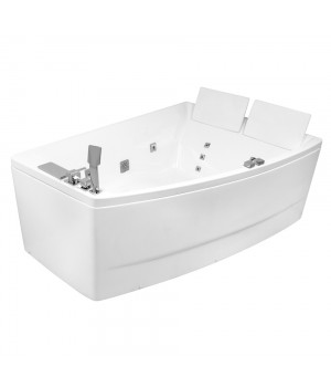 Гидромассажная ванна Volle 12-88-100/R правосторонняя
