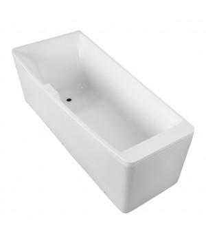 Акриловая ванна Volle TS-102/L левосторонняя