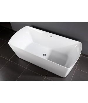 Акриловая отдельностоящая ванна Volle 12-22-804