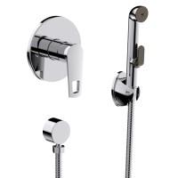 Набор Volle Benita 15175200 смеситель скрытого монтажа и гигиенический душ