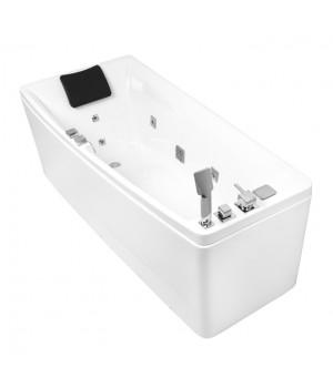 Гидромассажная ванна Volle 12-88-102/L левосторонняя